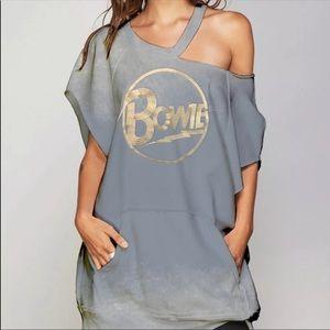 Trunk LTD NEW Bowie Oversized Sweatshirt Size M